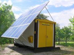 Автономная энергетическая станция (АЭС) ЭКОТЕРМ